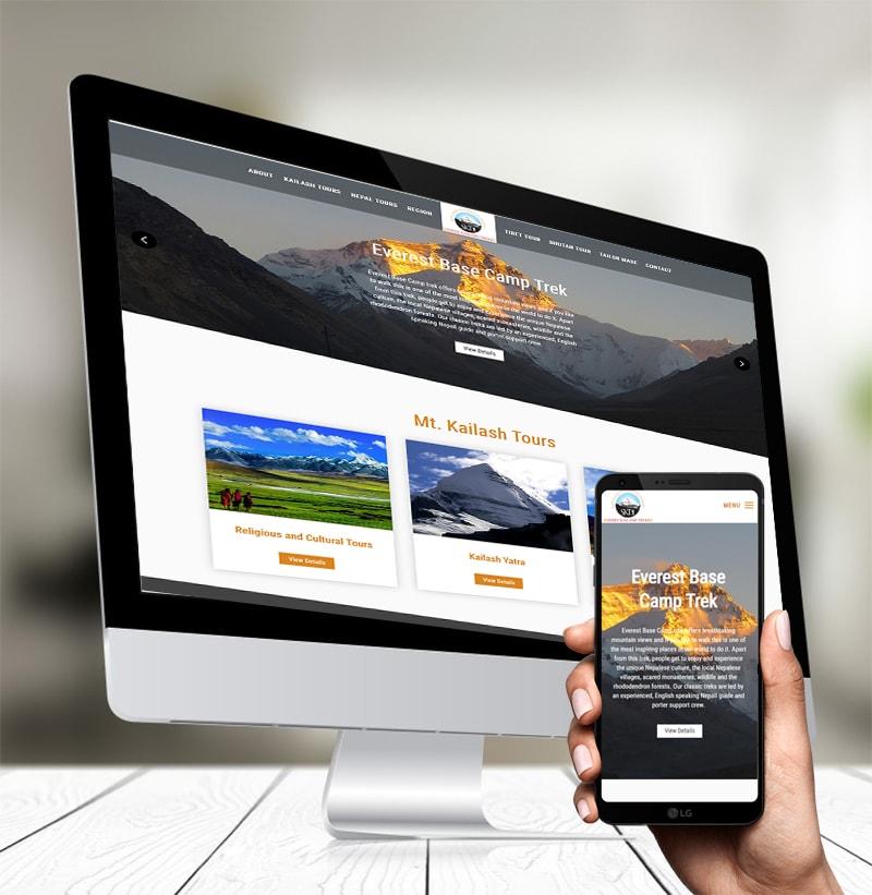 Website & Online, mobile apps, web design & development in